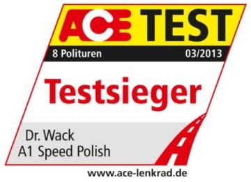 A1 Speed Polish, 500 ml - 7