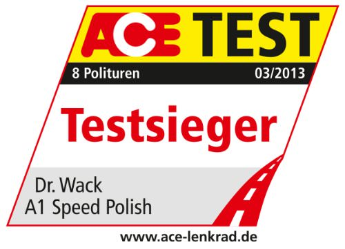 A1 Speed Polish, 500 ml - 7