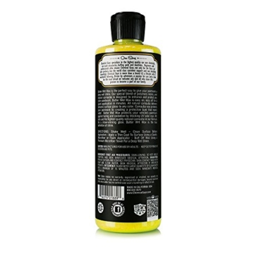 Chemical Guys Citrus Wash and Gloss Autoshampoo mit Glanzverstärkern 473ml - 6
