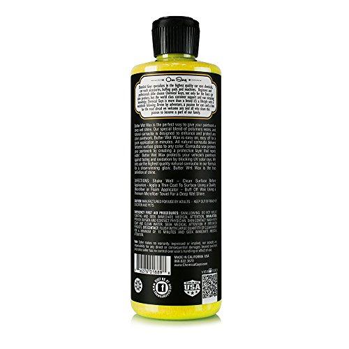 Chemical Guys Citrus Wash and Gloss Autoshampoo mit Glanzverstärkern 473ml - 6