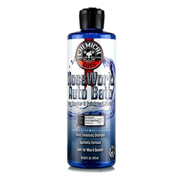 Chemical Guys Glossworkz 473ml Autoshampoo mit Glanzverstärker - 1