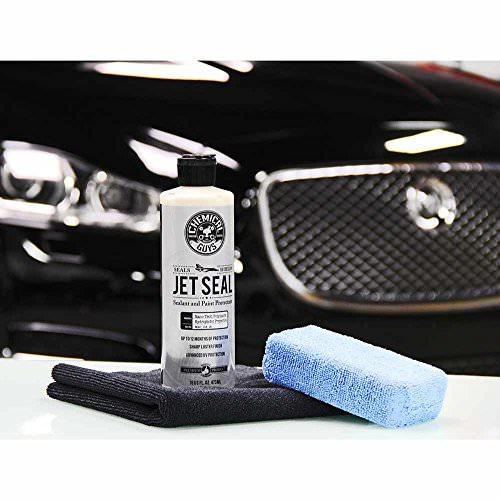 Chemical Guys Jetseal 109 473ml Auto Versiegelung auf Nano Basis Lackversiegelung - 5