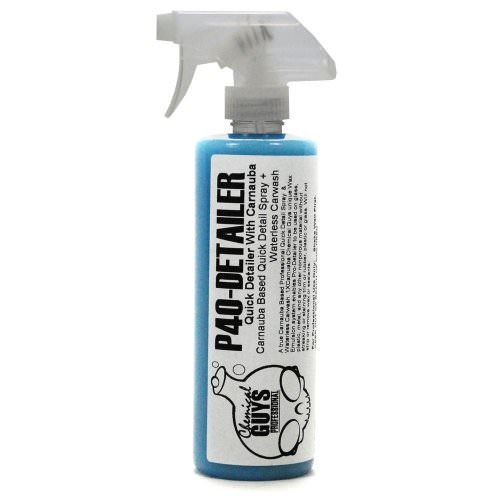 Chemical Guys P40 Pro Detailer 473ml Carnauba Wachs Sprühwachs Glanzfinish - 1
