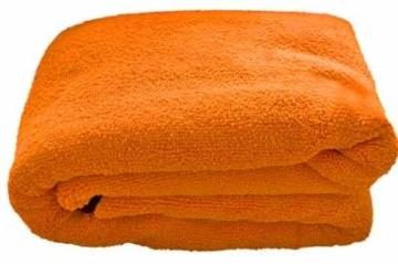 DELIRIUM DC-01 Orange Drying Towel Trockentuch - 1
