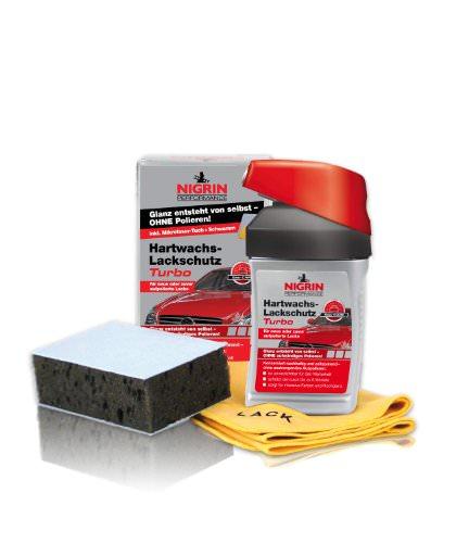Nigrin 72972 Performance Hartwachs-Lackschutz TURBO 300 ml - 1