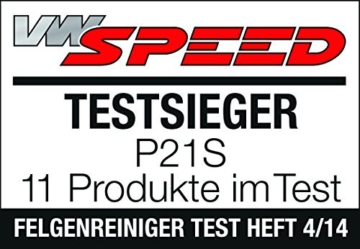 P21S Felgen-Reiniger POWER GEL, 500 ml - 9