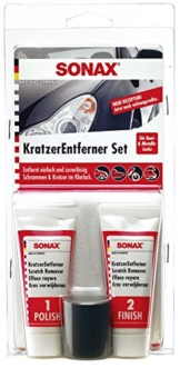 SONAX 305941 KratzerEntfernerSet Lack, 50ml - 1