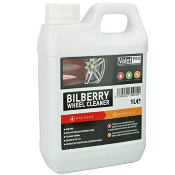ValetPRO - Bilberry Safe Wheel Cleaner - 1L - 1
