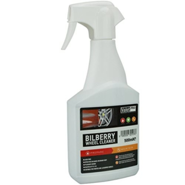 ValetPro Bilberry Wheel Cleaner Felgenreiniger 500ml Sprühflasche - 1