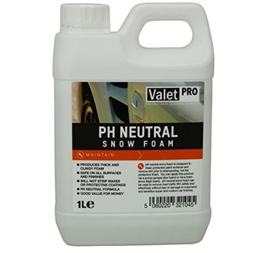 ValetPRO - PH Neutral Snow Foam - 1L - 2