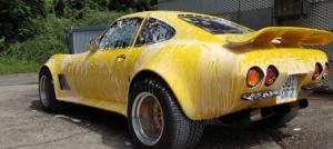 Opel GT Odtimer