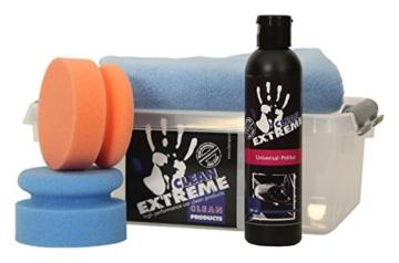 cleanextreme universal politur set cp030 plus f r die. Black Bedroom Furniture Sets. Home Design Ideas