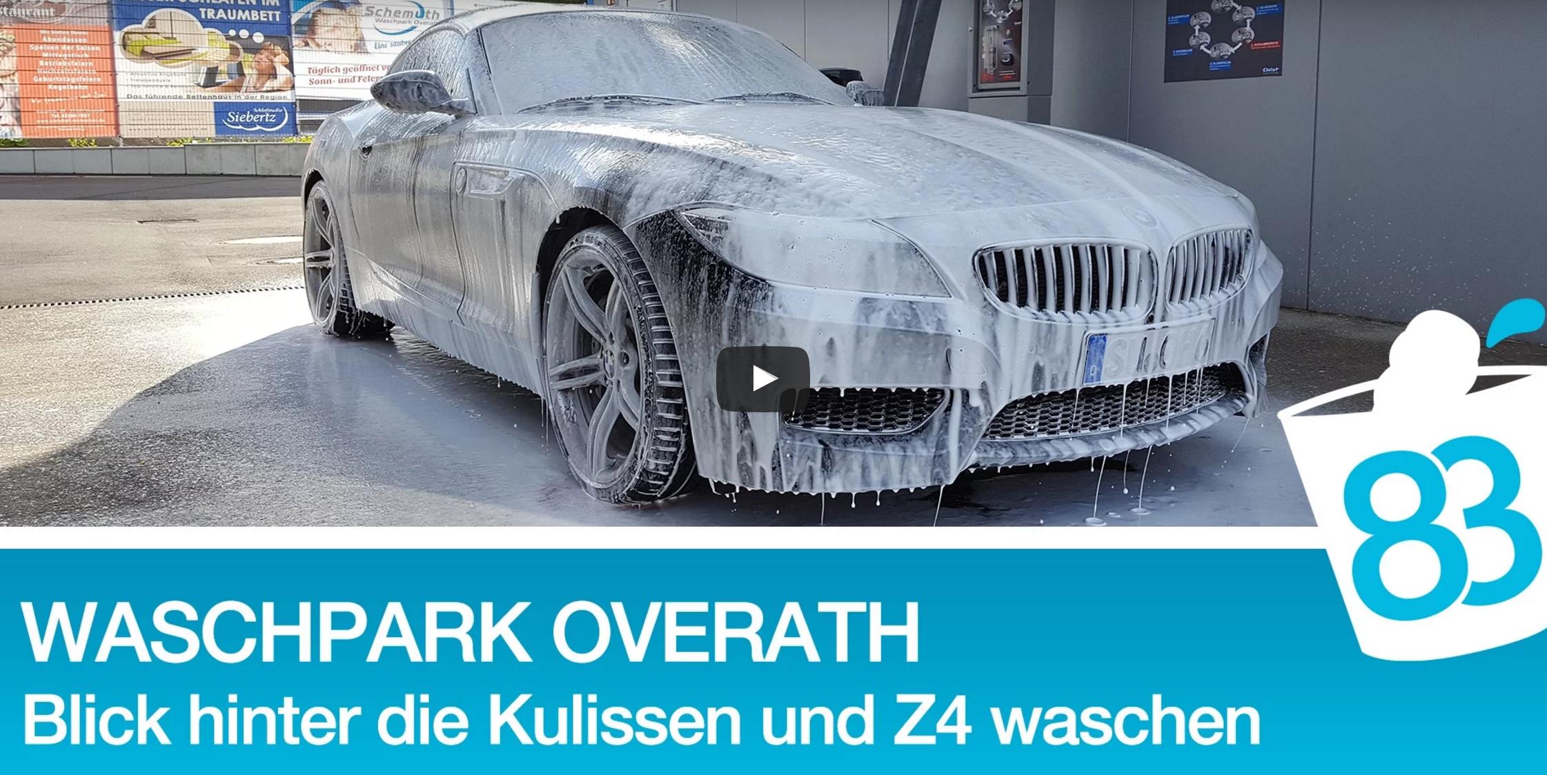 Waschpark in Overath