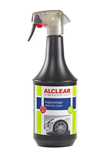 ALCLEAR 721FR Premium Auto Felgenreiniger für lackierte Alu- und Stahlfelgen, pH-neutral, 1.000 ml - 1
