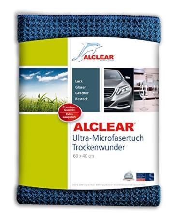 ALCLEAR 721GR Auto Glasreiniger mit Tiefenwirkung und Abperleffekt, 1.000 ml - 4