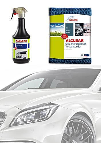 ALCLEAR 721GR Auto Glasreiniger mit Tiefenwirkung und Abperleffekt, 1.000 ml - 6