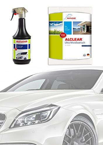 ALCLEAR 721GR Auto Glasreiniger mit Tiefenwirkung und Abperleffekt, 1.000 ml - 7