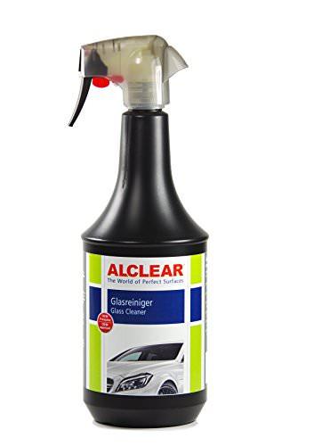 ALCLEAR 721GR Auto Glasreiniger mit Tiefenwirkung und Abperleffekt, 1.000 ml - 1
