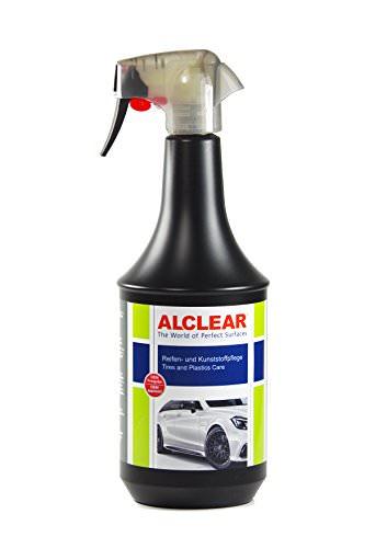 ALCLEAR 721RK Premium Auto Reifen- und Kunststoffpflege, 1.000 ml - 1