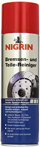 NIGRIN 74057 Bremsen & Teilereiniger 500 ml - 1