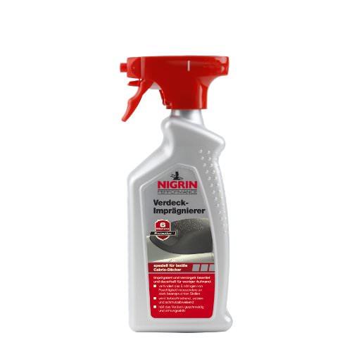 NIGRIN 74183 Cabrio-Verdeck Imprägnierer 500 ml - 1