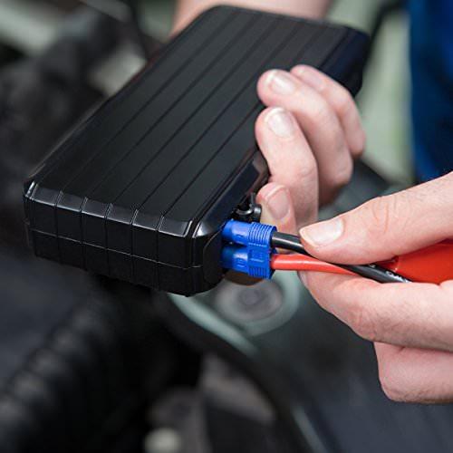 RAVPower Auto Starthilfe 500 A Spitzenstrom 12000mAh Batterie Ladegerät Tragbare USB Ladegerät Externer Akku - 4