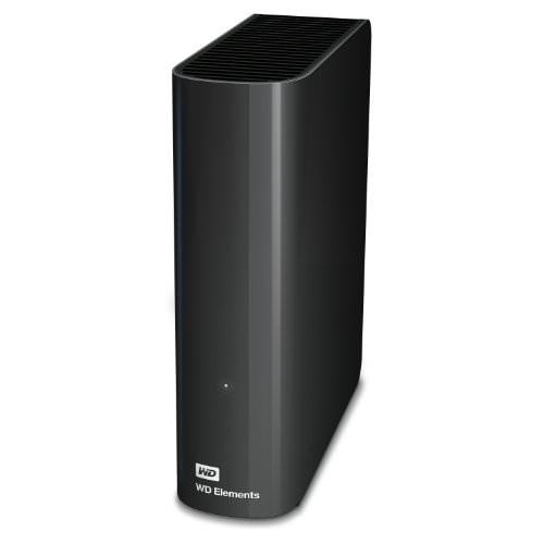 Western Digital 4TB Elements Desktop externe Festplatte USB3.0 -WDBWLG0040HBK-EESN - 2