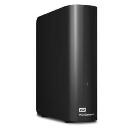 Western Digital 4TB Elements Desktop externe Festplatte USB3.0 -WDBWLG0040HBK-EESN - 1