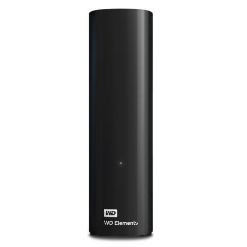 Western Digital 4TB Elements Desktop externe Festplatte USB3.0 -WDBWLG0040HBK-EESN - 4