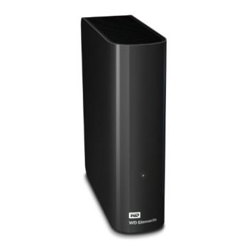 Western Digital 4TB Elements Desktop externe Festplatte USB3.0 -WDBWLG0040HBK-EESN - 5
