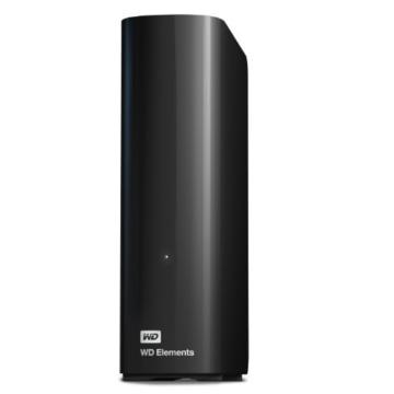 Western Digital 4TB Elements Desktop externe Festplatte USB3.0 -WDBWLG0040HBK-EESN - 7