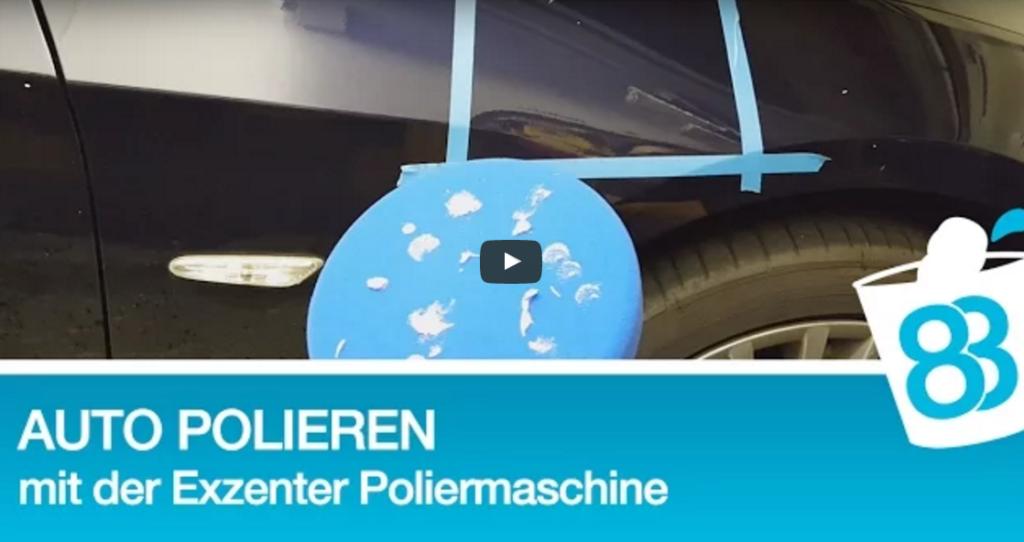 Auto polieren mit lappenlehre die politur trgt man mit for Koch chemie politur