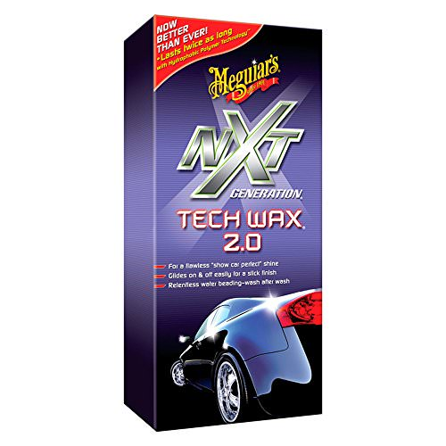 Meguiars NXT Tech Wax 2.0 Autowachs, 532ml -