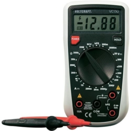 VOLTCRAFT VC130-1 DIGITAL-MULTIMETER -