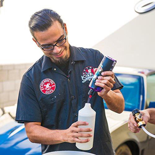 Chemical Guys Black Light Car Wash Soap Autoshampoo 473ml -