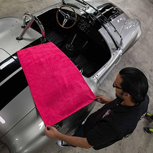 Chemical Guys Chubby Supra Microfibre Towel 90x60cm -