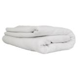 Chemical Guys Elegant Edgeless Microfiber Towel White Poliertuch kratzfrei (130x76cm) -