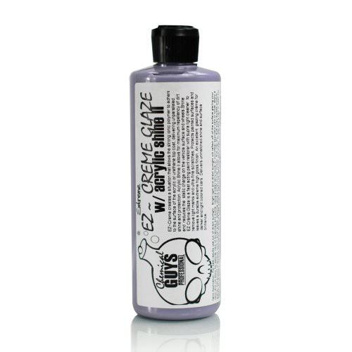 Chemical Guys EZ Creme Glaze Glanzversiegelung 473ml antistatisch Lackversiegelung -