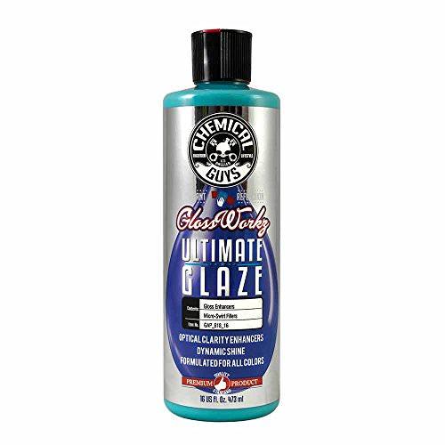 Chemical Guys Glossworkz Glaze 473ml Glanzverstärker Finish -