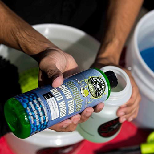 Chemical Guys Honeydew Snow Foam Autowasche (Schau mlanze) Shampoo 473 ml -