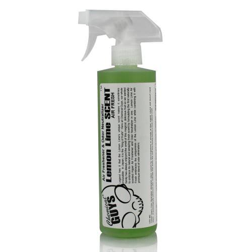Chemical Guys Lemon Scent Lufterfrischer Geruchsvernichter Lemon Limette -