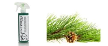 Chemical Guys Pine Fresh Scent 473ml - Innenraumduft, Geruchsvernichter, Pinie -
