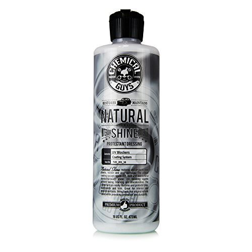 Chemical Guys TVD_201_16 Vintage Series Natural Shine, Satin Shine Dressing (16 oz) by Chemical Guys -