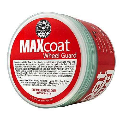 Chemical Guys Wheelguard Felgenversiegelung und Felgenpolitur 225ml -