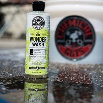 Chemical Guys Wonder Wash Autoshampoo 473ml -