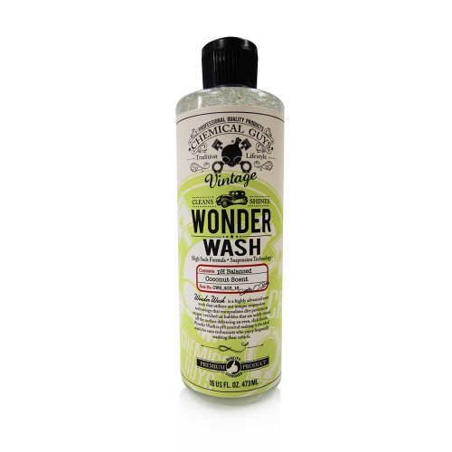Chemical Guys Wonder Wash Autoshampoo 473ml -