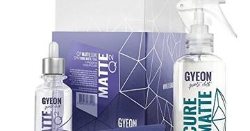 Gyeon Keramische Versiegelung für Matte Lacke Q2 Matte -