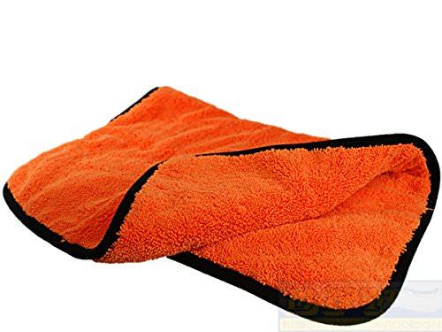 Liquid Elements Orange Baby Trockentuch 60x40 cm -