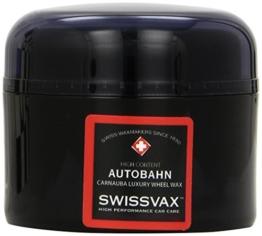 Swizöl 1055010 Autobahn Felgenwachs mit Antihaft-PTFE, 50 ml -