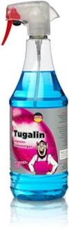TUGA Tugalin Nano Hochleistungs Glas Reiniger, 1000 ml Sprühflasche -